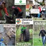 Zelení Uklízí Česko v Moravskoslezském kraji