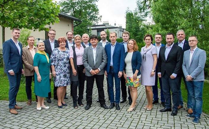 Kandidáti do krajského zastupitelstva - koalice STAN, Zelení a Nezávislí - volby 2020